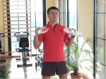 Exercícios sem halteres - Biceps