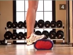 Exercícios sem halteres - Gémeos