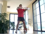 Exercícios sem halteres - Ombros
